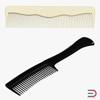 combs set 3ds