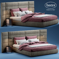 3d max baxter couche extra