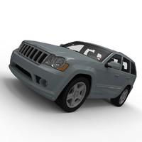 jeep grand cherokee 3ds