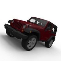 jeep wrangler 3ds