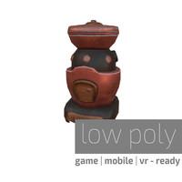 3d model oven mobile games