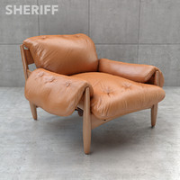 SHERIFF LOUNGE CHAIR BY SERGIO RODRIGUES