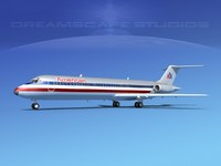 Douglas DC-9-40 American Airlines