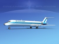 Douglas DC-9-40 Eastern Airlines 1