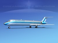 Douglas DC-9-40 Eastern Airlines 2