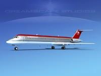 Douglas DC-9-40 Northwest 1