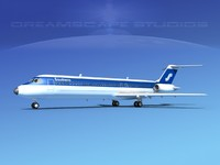 Douglas DC-9-40 Southern Airways