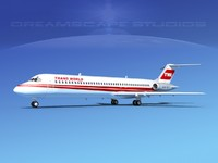 Douglas DC-9-40 Trans World Airlines 2