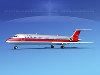 Douglas DC-9-40 US Air 1