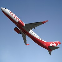 boeing air berlin 3d max