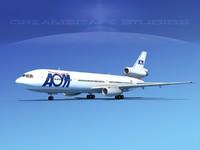 Douglas DC-10 AOM