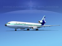 Douglas DC-10 Air New Zealand