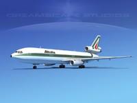 Douglas DC-10 Alitalia