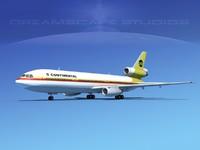 Douglas DC-10 Continental 1