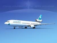 Douglas DC-10 Finnair