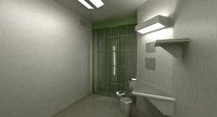 Supermax Prison Cell