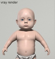 Baby - realistic