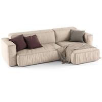 3d model sofa soft