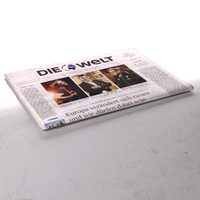 die welt newspaper folds 3d max