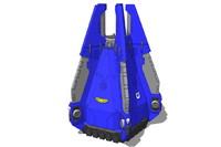 3d drop pod model