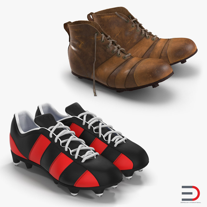 Football Boots Collection 3d models 00.jpg