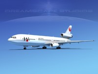 Douglas DC-10 Japan Air Lines