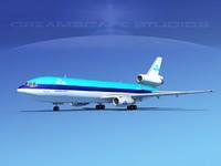 Douglas DC-10 KLM
