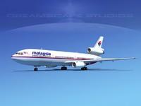 Douglas DC-10 Malaysia