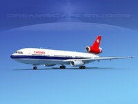 Douglas DC-10 Swiss Air