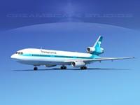 Douglas DC-10 Transamerica
