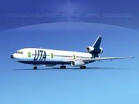 Douglas DC-10 UTA