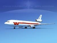 Douglas DC-10 Western