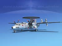 Grumman E-2C Hawkeye V02
