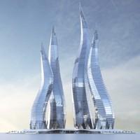 Dubai Towers Dubai - Bay