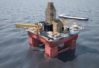 max platform oil rig