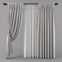 Curtains (tulle)blinds