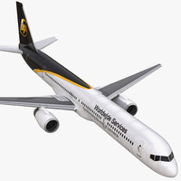 Boeing 757-300 UPS Airlines Rigged