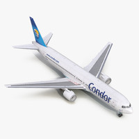 boeing 767-300 condor flugdienst 3d model