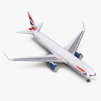 Boeing 767-300F British Airways