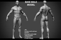 Base Male Model