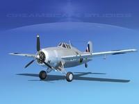 Grumman F4F-3 Widlcat V05