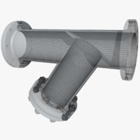 Y-type Pipe Strainer