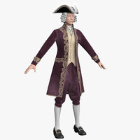 Men's Dress of the 18th Century