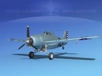 Grumman F4F-3 Widlcat V08