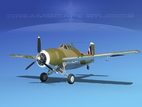 Grumman F4F-3 Widlcat V12