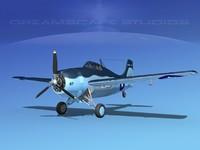 Grumman F4F-3 Widlcat V13