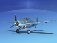 Grumman F4F-3 Widlcat V15