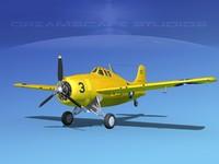 Grumman F4F-3 Widlcat V16