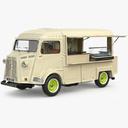 food truck 3D models