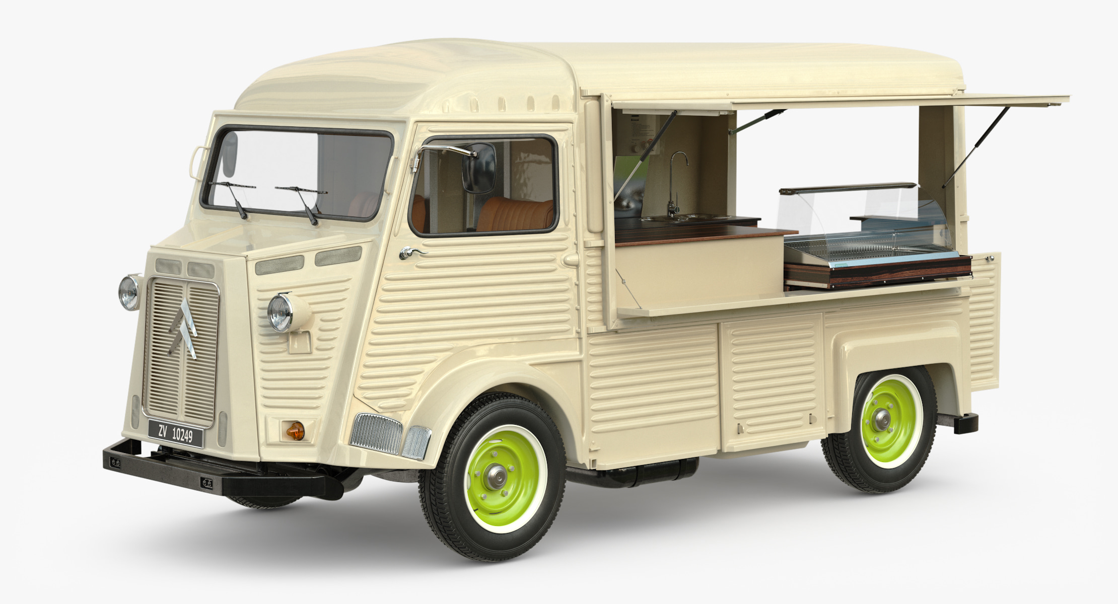 Searched 3d models for food truck for sale craigslist